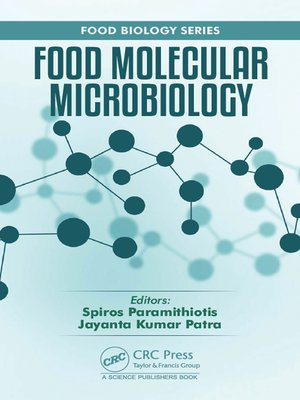 cover image of Food Molecular Microbiology